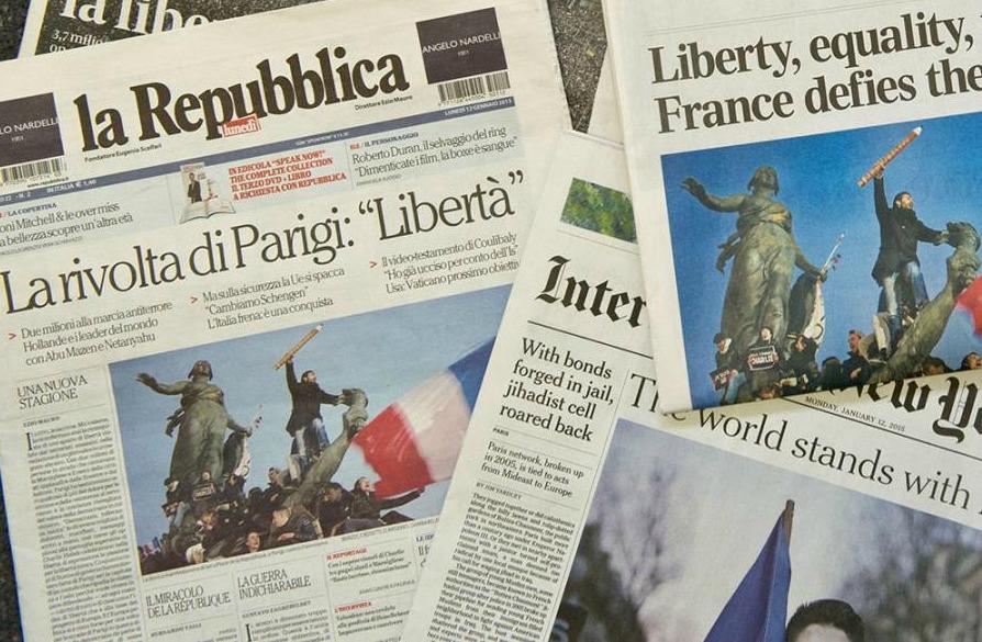 Oformljena Evropska alijansa vodećih dnevnih listova