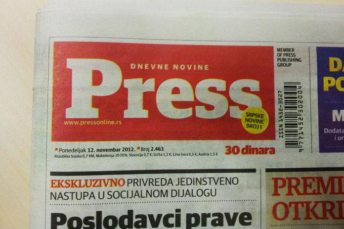 Press Dnevne Novine http://castelloseventos.com.br/22/pres-novine
